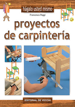 Poggi, Francesco - Proyectos de carpintería, ebook