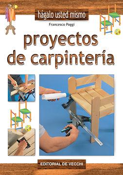 Poggi, Francesco - Proyectos de carpintería, e-kirja