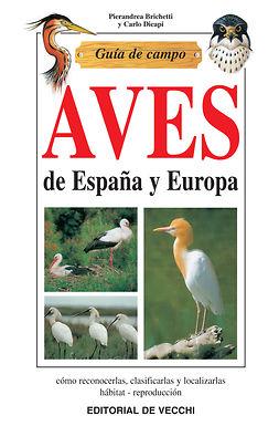 Brichetti, Pierandrea - Guía de campo de aves de España y Europa, ebook