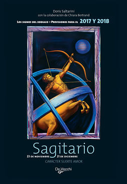 Bertrand, Chiara - Sagitario, ebook