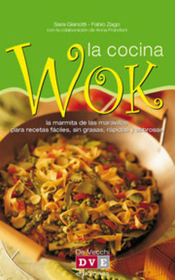 Gianotti, Sara - La cocina wok, ebook