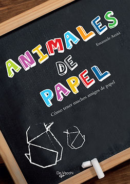 Azzità, Emanuele - Animales de papel, ebook