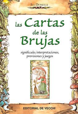 Donelli, Isa - Las cartas de las brujas, ebook