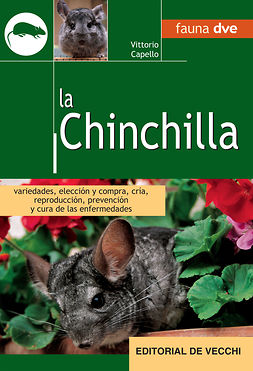 Capello, Vittorio - La Chinchilla, e-bok