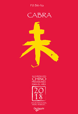 Bit-Na, Pô - Su horóscopo chino. Cabra, ebook