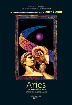 Bertrand, Chiara - Aries, ebook