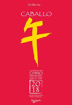 Bit-Na, Pô - Su horóscopo chino. Caballo, e-kirja
