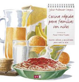 Aubonnet-Caupin, Sylvie - Cocina rápida para familias con niños, ebook