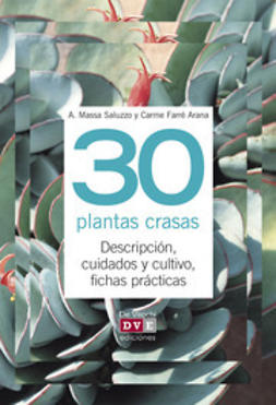 Saluzzo, A. Massa - 30 plantas crasas, ebook