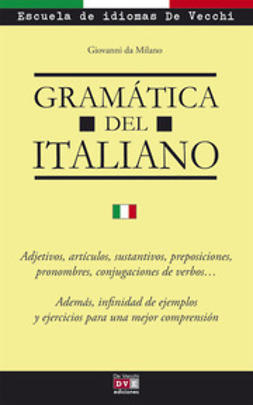 Milano, Giovanni da - Gramática del italiano, ebook