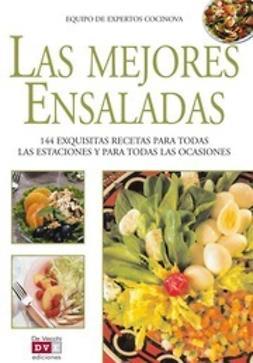 Cocinova, Equipo de expertos - Las mejores ensaladas, ebook