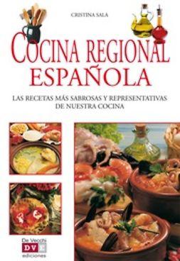 Carbonell, Cristina Sala - Cocina regional española, ebook