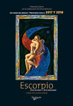 Bertrand, Chiara - Escorpio, e-bok