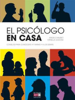 Musso, Angelo - El psicólogo en casa, ebook