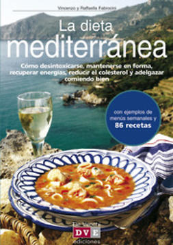 Fabrocini, Vicenzo - La dieta mediterránea, e-bok