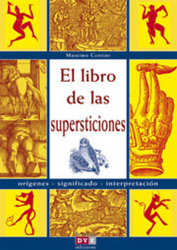 Centini, Massimo - El libro de las supersticiones, ebook