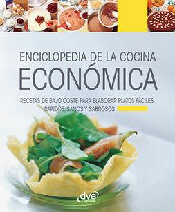 Landra, Laura - Enciclopedia de la cocina económica, e-kirja