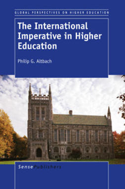 Altbach, Philip G. - The International Imperative in Higher Education, e-bok