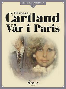 Cartland, Barbara - Vår i Paris, audiobook