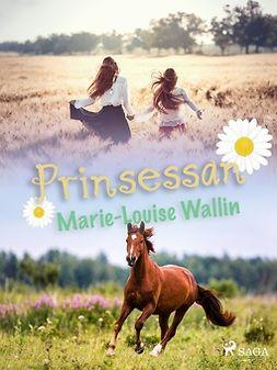 Wallin, Marie-Louise - Prinsessan, ebook