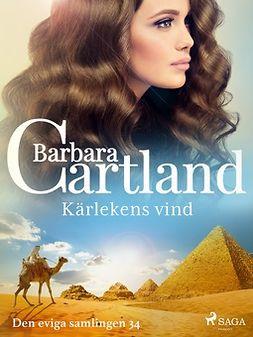 Cartland, Barbara - Kärlekens vind, ebook
