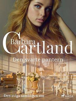 Cartland, Barbara - Den svarte pantern, ebook