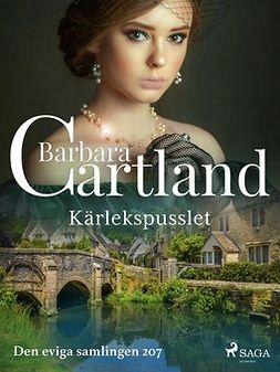 Cartland, Barbara - Kärlekspusslet, ebook