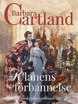 Cartland, Barbara - Klanens förbannelse, ebook