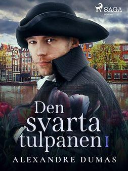 Dumas, Alexandre - Den svarta tulpanen I, e-bok