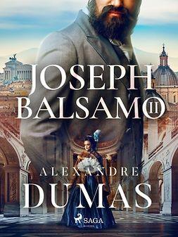 Dumas, Alexandre - Joseph Balsamo II, ebook