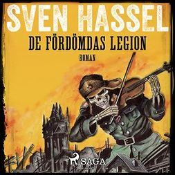 Hassel, Sven - De fördömdas legion, audiobook