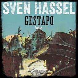 Hassel, Sven - Gestapo, audiobook