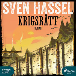 Hassel, Sven - Krigsrätt, audiobook