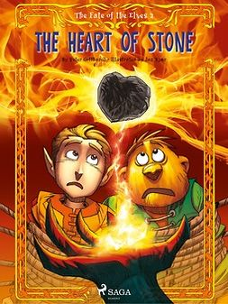Gotthardt, Peter - The Fate of the Elves 2 - The Heart of Stone, ebook