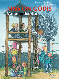 Knudsen, Line Kyed - Marius mittimellan: Mission Godis, ebook