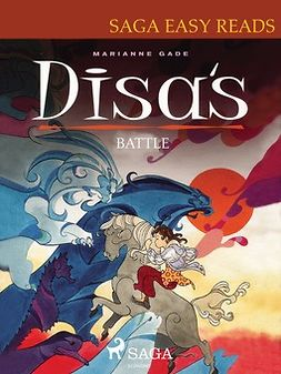 Gade, Marianne - Disa's Battle, ebook