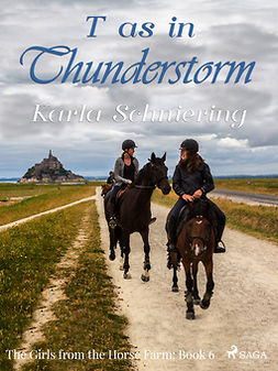 Schniering, Karla - The Girls from the Horse Farm 6: T as in Thunderstorm, ebook