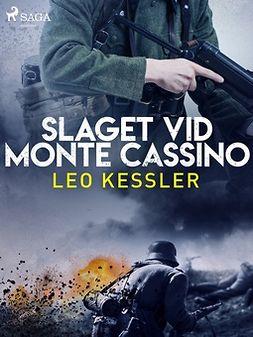 Kessler, Leo - Slaget vid Monte Cassino, ebook