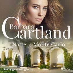Cartland, Barbara - Nätter i Monte Carlo, audiobook