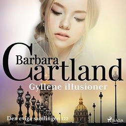Cartland, Barbara - Gyllene illusioner, audiobook
