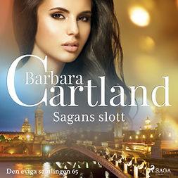 Cartland, Barbara - Sagans slott, audiobook