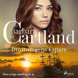 Cartland, Barbara - Drottningens kapare, audiobook