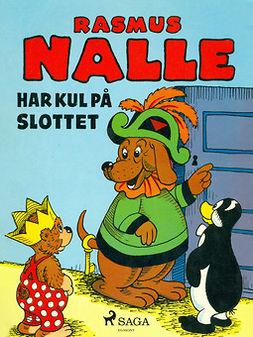 Hansen, Vilhelm - Rasmus Nalle har kul på slottet, e-kirja