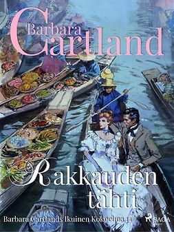 Cartland, Barbara - Rakkauden tähti, ebook