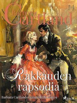 Cartland, Barbara - Rakkauden rapsodia, ebook