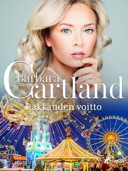 Cartland, Barbara - Rakkauden voitto, e-kirja
