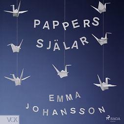Johansson, Emma - Papperssjälar, audiobook