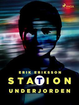 Eriksson, Erik - Station underjorden, ebook