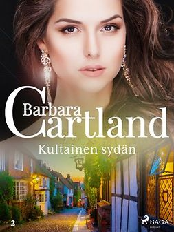 Cartland, Barbara - Kultainen sydän, ebook