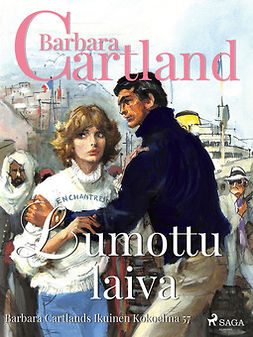 Cartland, Barbara - Lumottu laiva, ebook